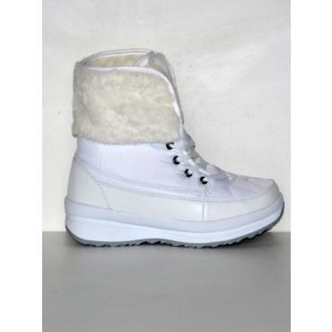 Snehule Elena biele
