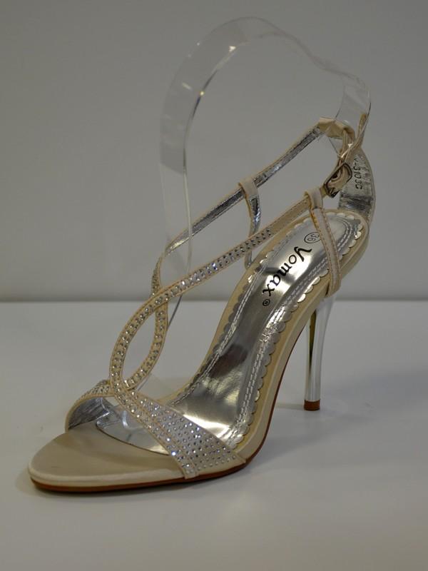 2552f2582443 sandálky Sunset zlaté. sandálky Sunset zlaté. Nádherné sandálky na plesovú  sezónu 2014. V predu výrazné kamienky.