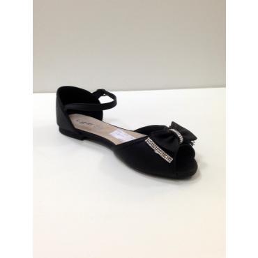 sandále Molly čierne